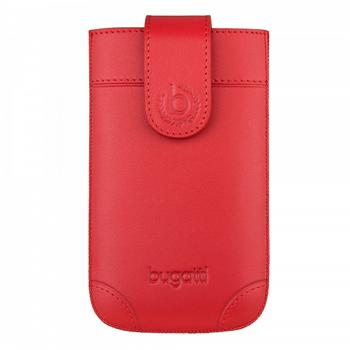 Puzdro Bugatti SlimCase London Universal Size 2XL, red