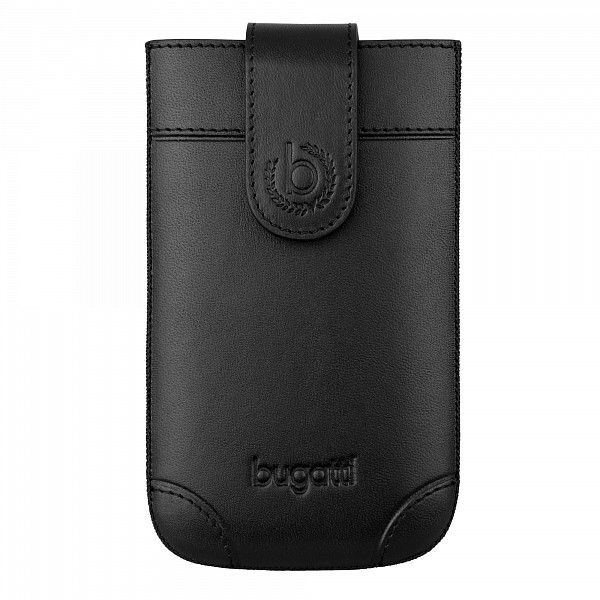 Puzdro Bugatti SlimCase London Universal Size ML, black