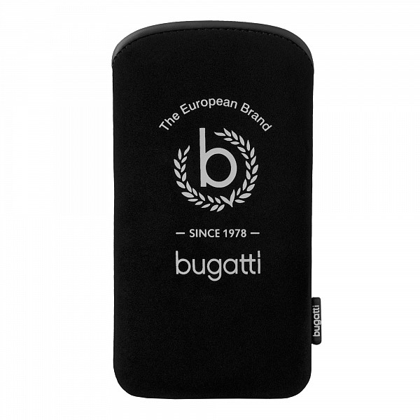Puzdro Bugatti SlimCase Tallinn, ML, black