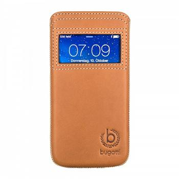 Puzdro Bugatti Watch pre Apple iPhone 6, Brown