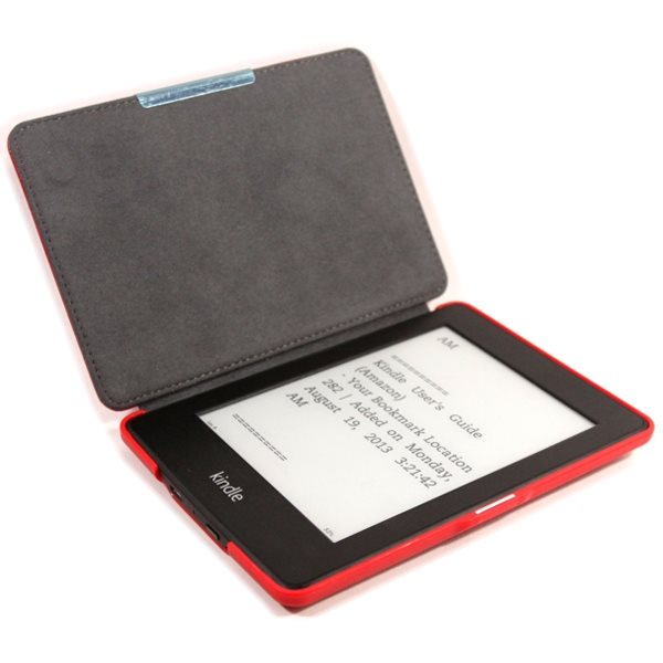 Puzdro C-tech Protect AKC-05 pre Amazon Kindle Paperwhite 1/2/3, Red