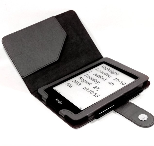 Puzdro C-tech Protect AKC-06 pre Amazon Kindle Paperwhite 1/2/3, Black