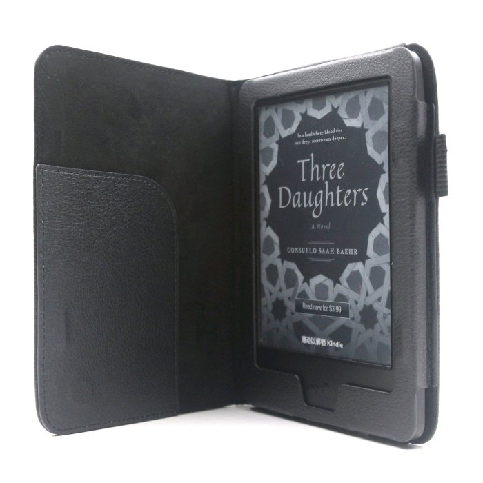 Puzdro C-TECH Protect AKC-08 pre Amazon Kindle 6 Touch, Black