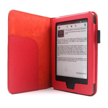 Puzdro C-TECH Protect AKC-08 pre Amazon Kindle 6 Touch, Red