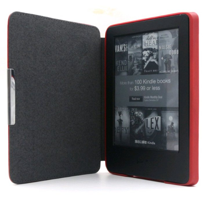 Puzdro C-TECH Protect AKC-10 pre Amazon Kindle 6 Touch, Red