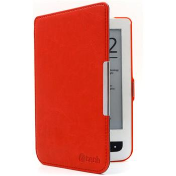 Puzdro C-tech Protect PBC-03 pre PocketBook 614/624/626, Red