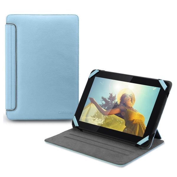 Puzdro Canyon CNA-TCL0207 pre GoClever Tab M703G, Light Blue