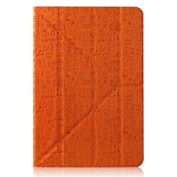"Puzdro Canyon ""Life Is"" CNS-C24UT10 pre Acer Iconia One 10 - B3-A20, Orange"