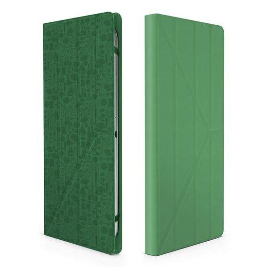 """Puzdro Canyon """"Life Is"""" CNS-C24UT10 pre Váš tablet - veľkosť L, Green"""