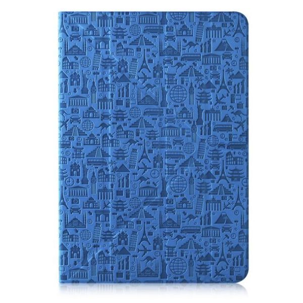 "Puzdro Canyon ""Life Is"" CNS-C24UT7 pre PocketBook SURFpad 2, Blue"