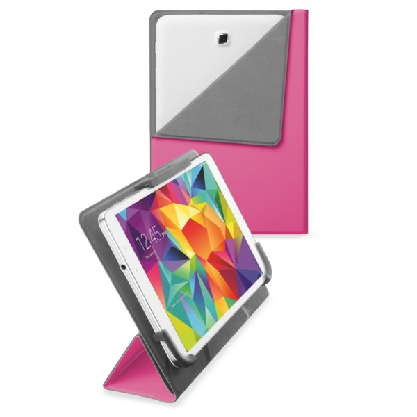 Puzdro CellularLine Flexy pre Sony Xperia Z3 Tablet Compact LTE, Pink