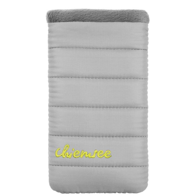 Puzdro Chiemsee BORMIO pre Apple iPhone 5/5S/5C, Grey