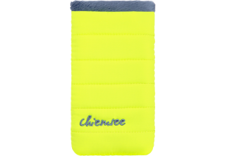 Puzdro Chiemsee BORMIO pre Apple iPhone 5/5S/5C neon lemon