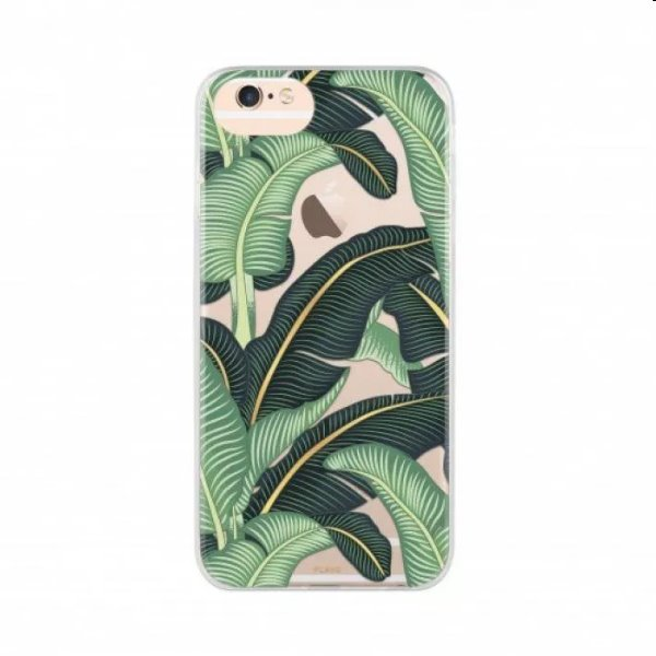 Puzdro FLAVR iPlate Banana Leaves pre Apple iPhone 6/6S/7/8/SE 2020