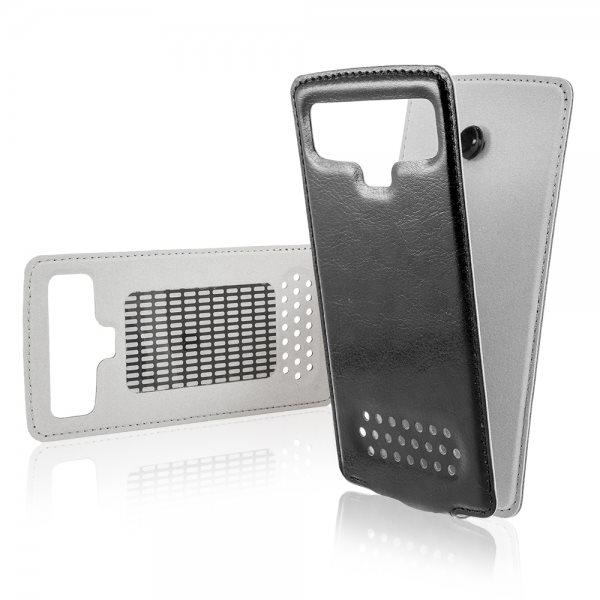 Puzdro FlipCase 2 pre Váš smartfón do rozmerov 4.6 - 5.0 palca, White 4.6 - 5.0