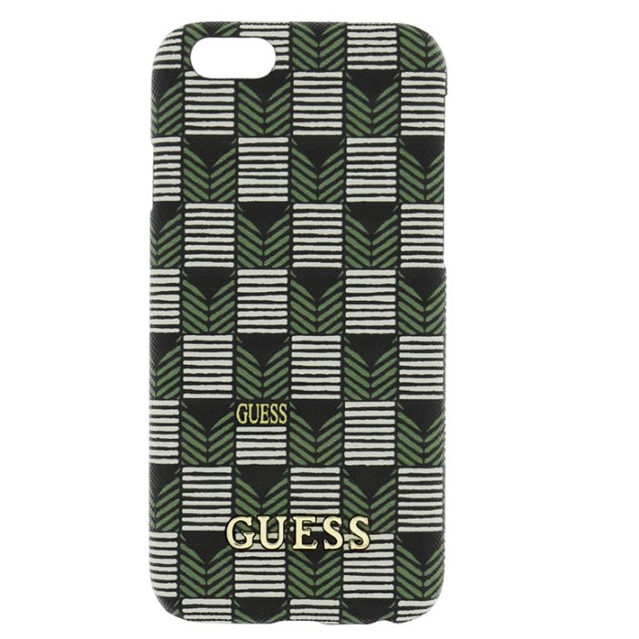 Puzdro Guess Jet Set pre Apple iPhone 6 a Apple iPhone 6S, Green