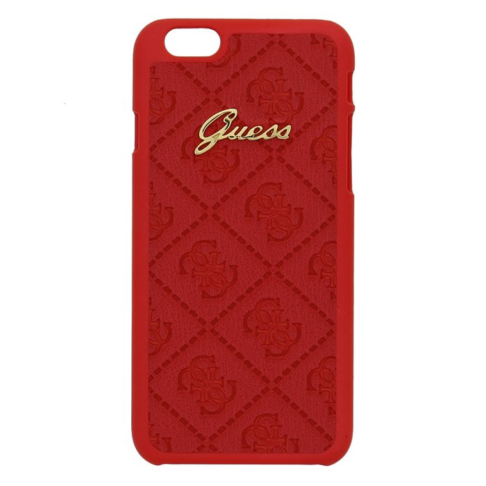 Puzdro Guess Scarlet pre Apple iPhone 6 a 6S, Red