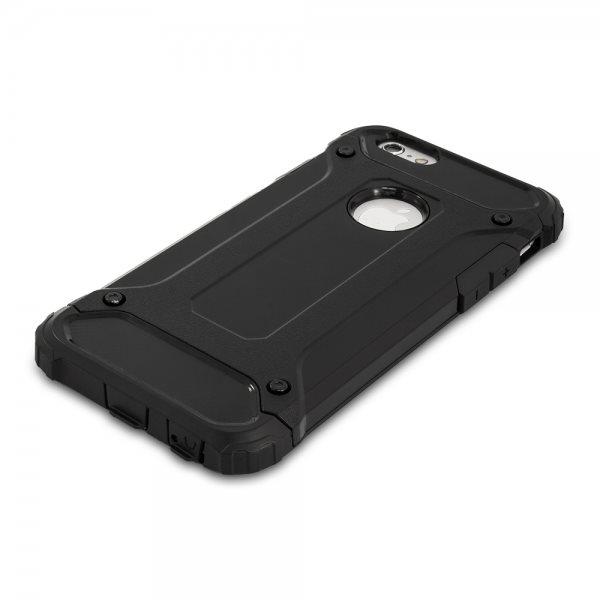 Puzdro Hard Case Survival pre Huawei P9 Lite, Black