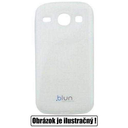 Puzdro JELLY BLUN pre Samsung Galaxy Core - i8260, White