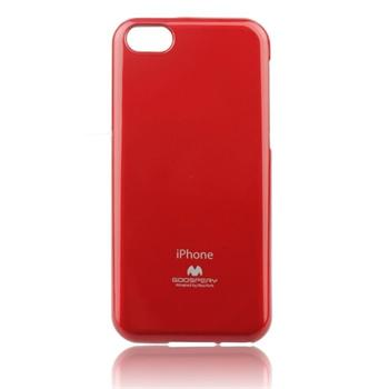 Puzdro Jelly Mercury pre Apple iPhone 6 a 6S, Red