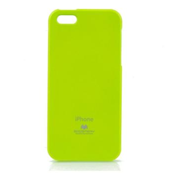 Puzdro Jelly Mercury pre Apple iPhone 6, Lime