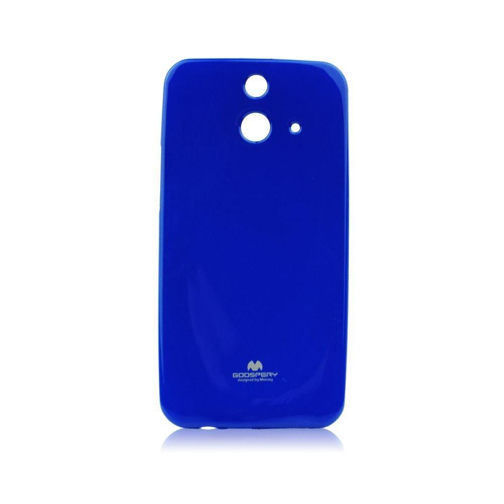 Puzdro Jelly Mercury pre HTC One - E8, Blue