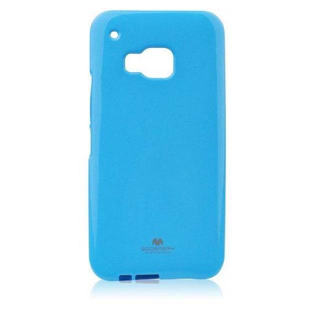 Puzdro Jelly Mercury pre HTC One - M9, Light Blue