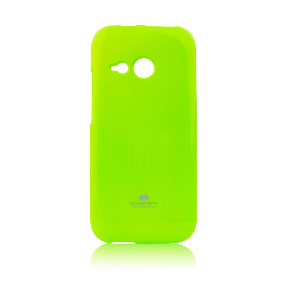 Puzdro Jelly Mercury pre HTC ONE Mini 2, Lime