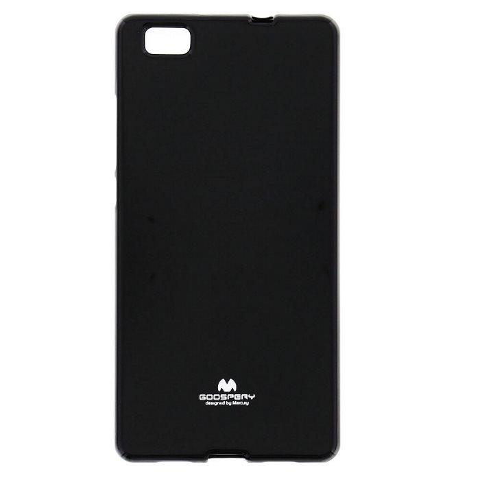 Puzdro Jelly Mercury pre Huawei P8 Lite, Black