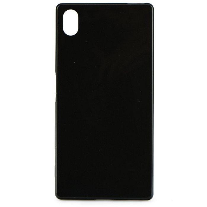 Puzdro Jelly Mercury pre Lenovo Vibe C2, Black