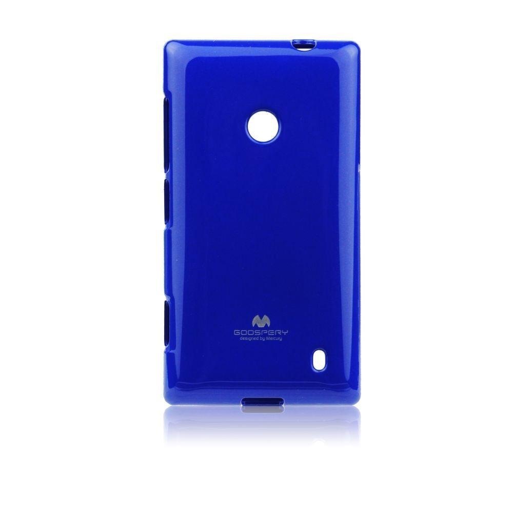 Puzdro Jelly Mercury pre Nokia Lumia 630 a 635, Blue