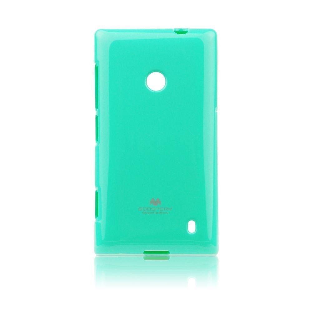 Puzdro Jelly Mercury pre Nokia Lumia 630 a 635, Mint