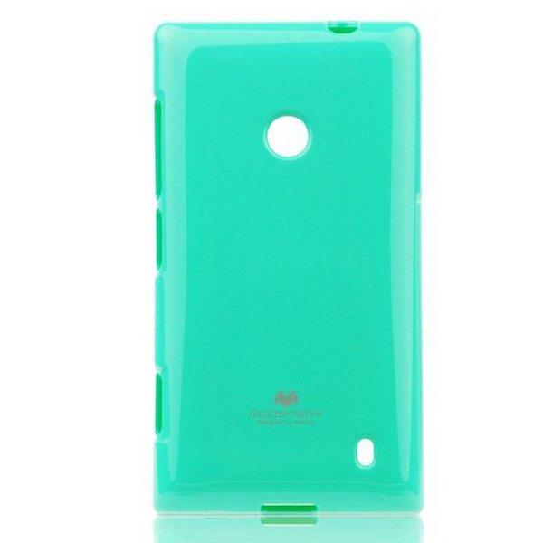 Puzdro Jelly Mercury pre Nokia X, Mint