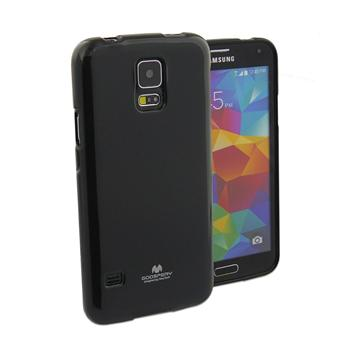 Puzdro Jelly Mercury pre Samsung Galaxy A7 - A700F, Black