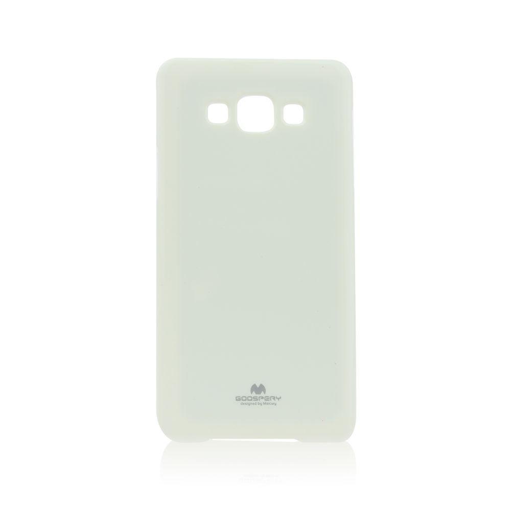 Puzdro Jelly Mercury pre Samsung Galaxy A7 - A700F, White