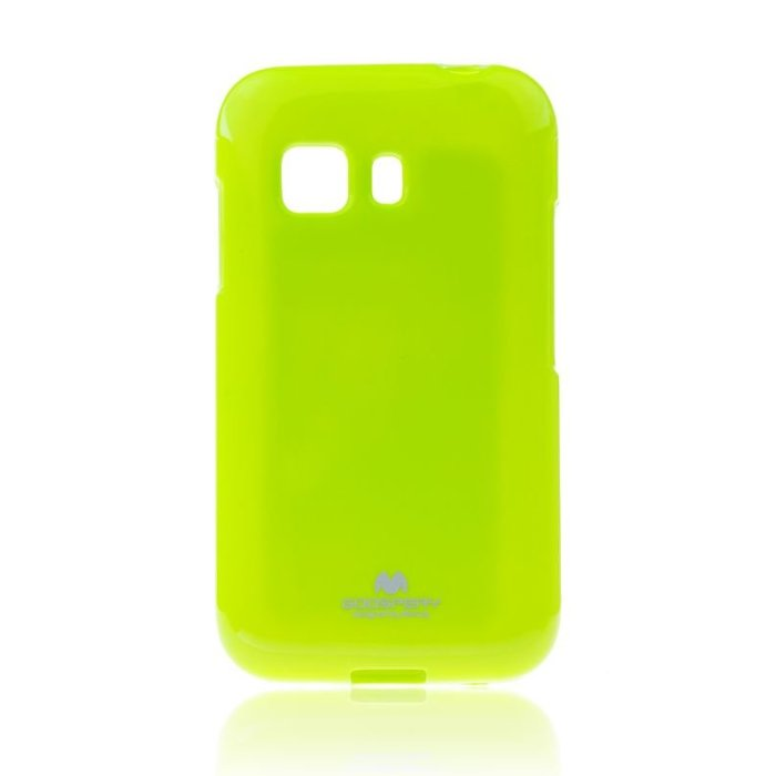 Puzdro Jelly Mercury pre Samsung Galaxy Young 2 - G130, Lime