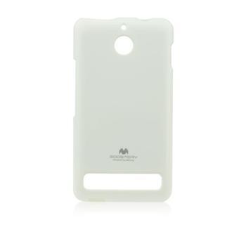Puzdro Jelly Mercury pre Sony Xperia T3 - D5103, White