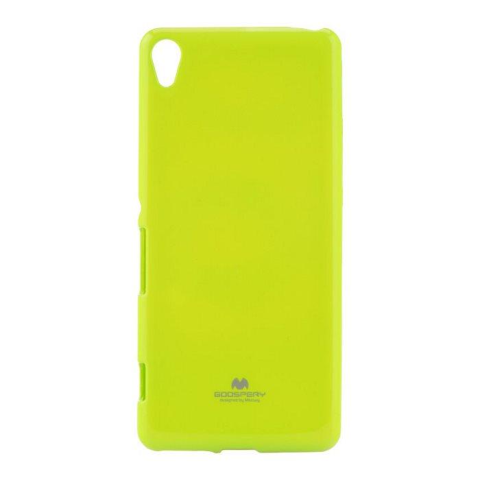Puzdro Jelly Mercury pre Sony Xperia XA - F3111, Lime