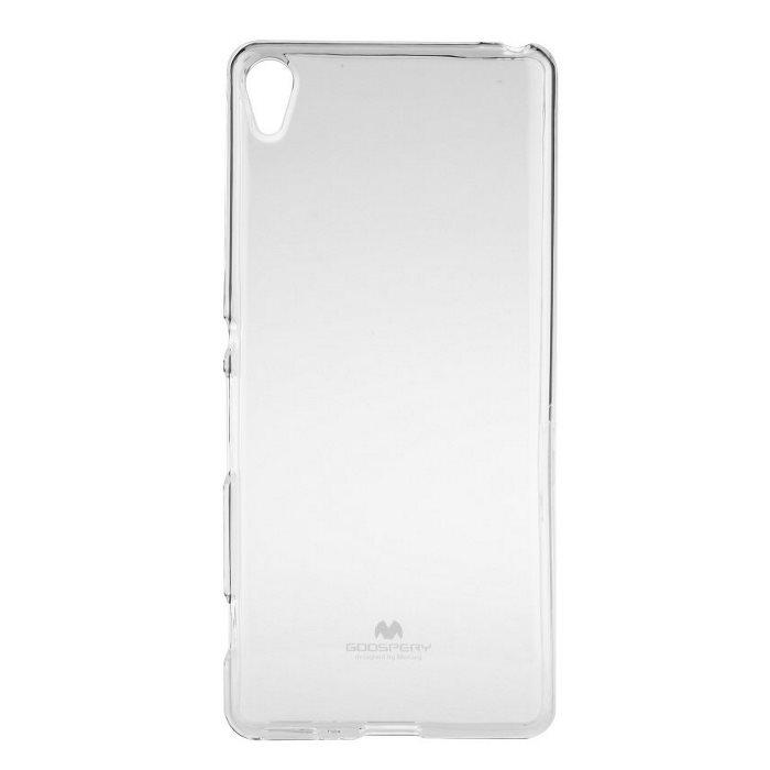 Puzdro Jelly Mercury pre Sony Xperia XA - F3111, Transparent