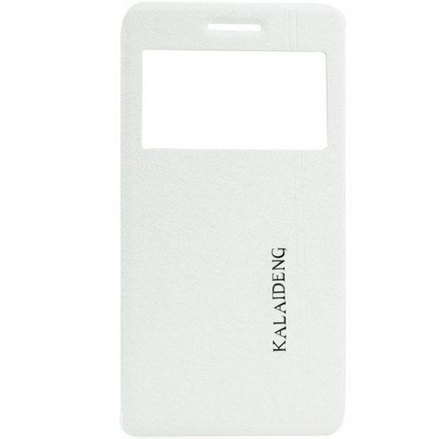 Puzdro Kalaideng Iceland pre Nokia Lumia 630, White