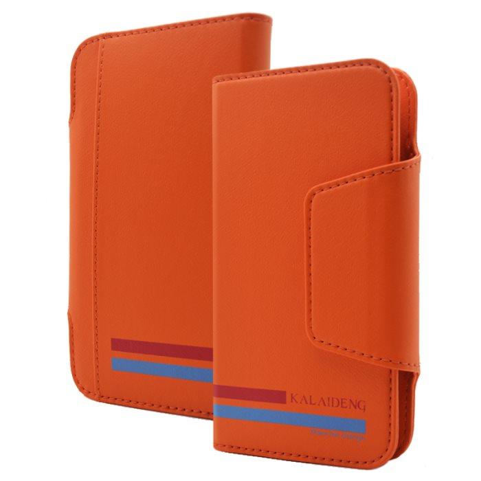 Puzdro Kalaideng Versal pre Huawei Ascend P7, Orange