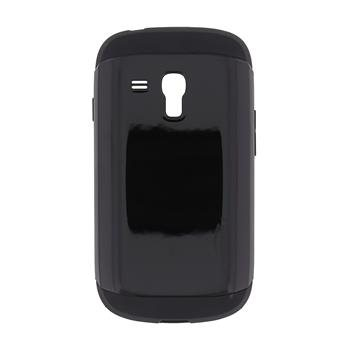 Puzdro Kisswill Slim Armor pre Samsung Galaxy S3 Mini - i8190 a S3 Mini VE, Black