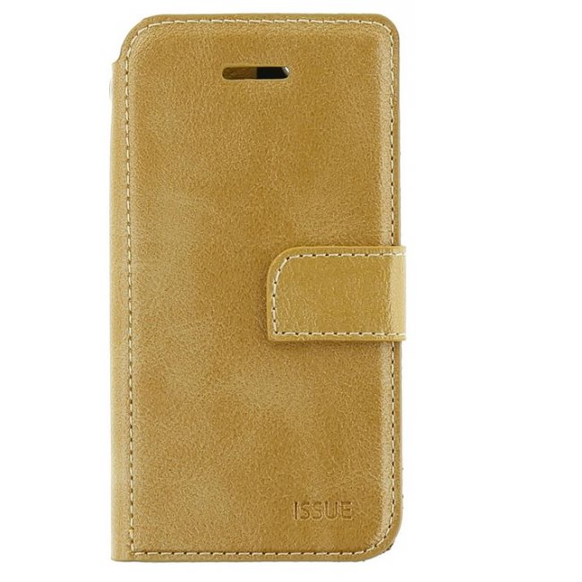 Puzdro Molan Cano Issue Book pre Apple iPhone 6 a 6S, Gold 8596311002922