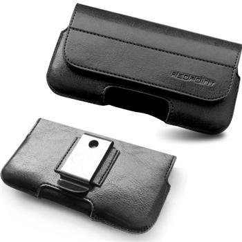 Puzdro na opasok Safir pre Huawei Ascend P7 Mini, Black