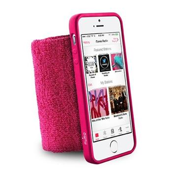Puzdro na z�p�stie pre Apple iPhone 5 a 5S, Pink