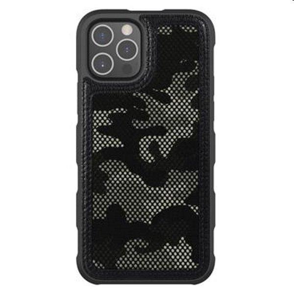 Púzdro Nillkin CAMO pre iPhone 12/12 Pro Max, Black