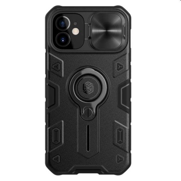 Púzdro Nillkin CamShield Armor pre iPhone 12 mini, Black