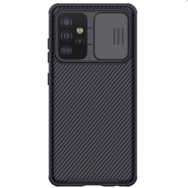 Puzdro Nillkin CamShield pre Samsung Galaxy A52 - A525F, čierne