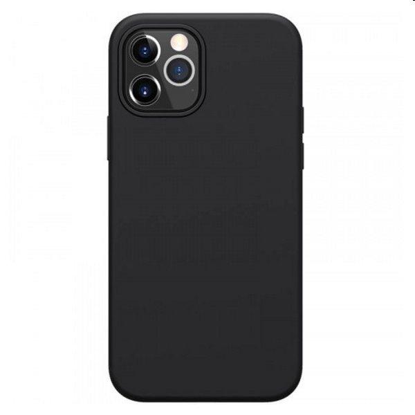 Púzdro Nillkin Flex Pure Pro MagSafe pre iPhone 12/12 Pro, Black