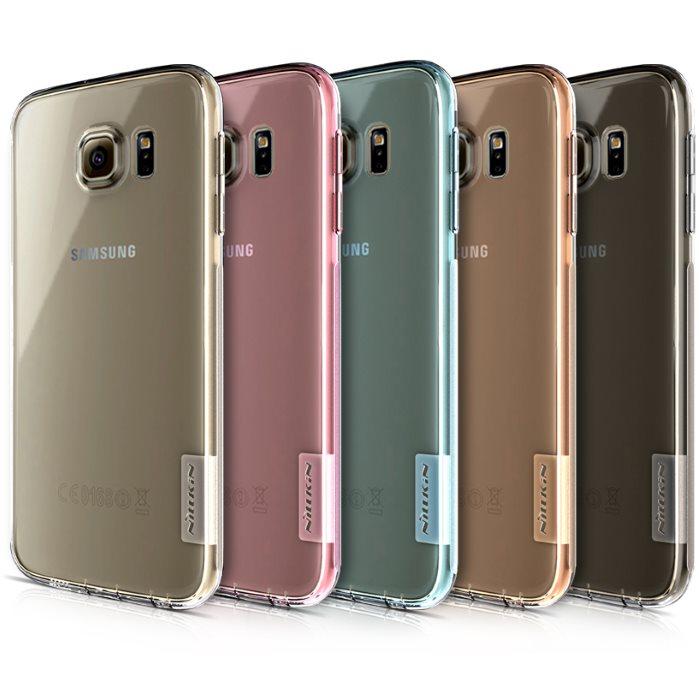Puzdro Nillkin Nature TPU pre Samsung Galaxy S6 - G920F, Transparent